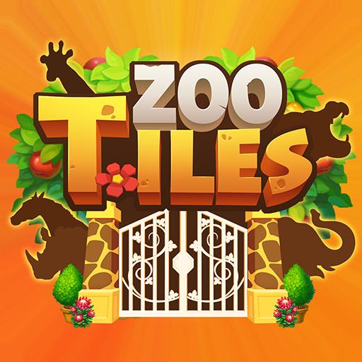 Zoo Tiles: Animal Matching Master