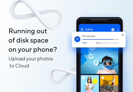 Cloud: Free Photo Storage. Video & Photo Backup  screenshots 1