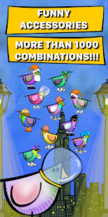 Pigeons Stop: Stop the pigeon with our birds game