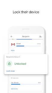 Google Family Link for children & teens flh.release.1.49.0.E.369503009 Screenshots 5