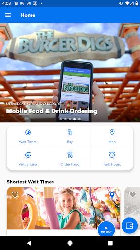 Universal Orlando Resort™ The Official App Screenshot 1