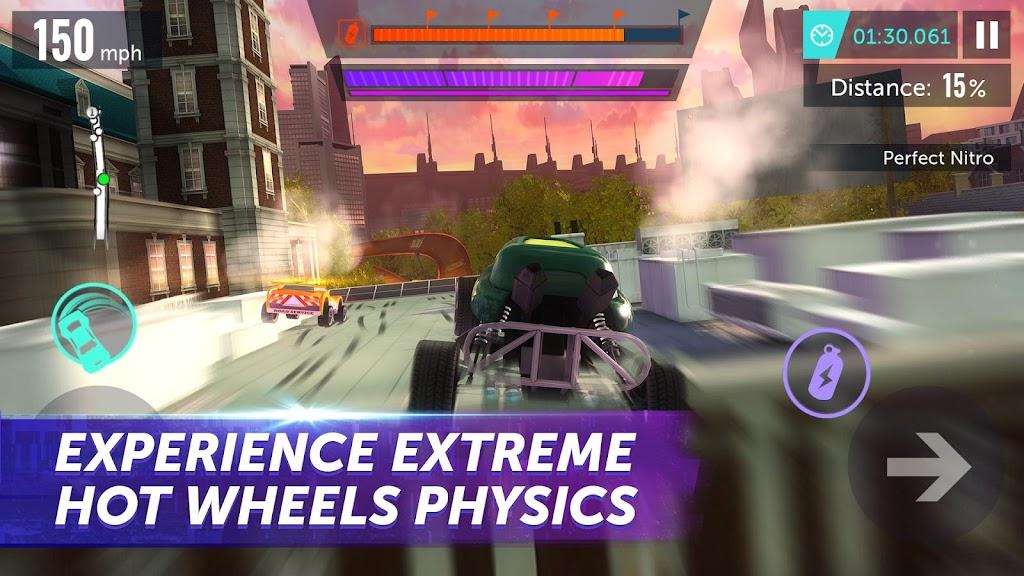 Hot Wheels Infinite Loop  poster 1