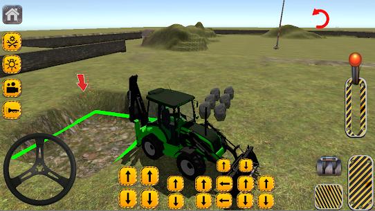 Construction Loader Truck Simulator 4
