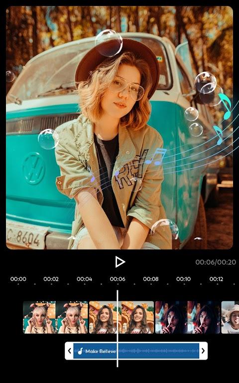 Video Maker & Photo Slideshow, Music - FotoPlay poster 10