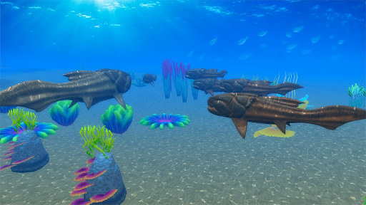 Dunkleeosteus Simulator screenshots 8