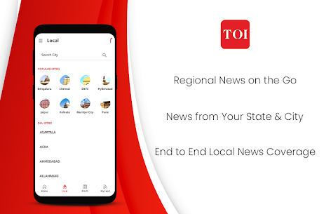 The Times of India Newspaper – Latest News v6.6.5.2 (Prime) 5