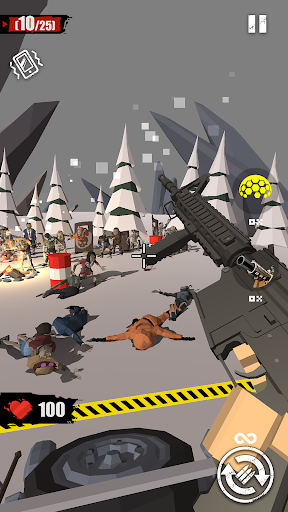 Merge Gun: Shoot Zombie 2.7.7 screenshots 8