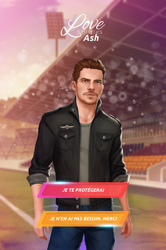 Love & Diaries: Ash - Romance Novel APK MOD – Monnaie Illimitées (Astuce) screenshots hack proof 1