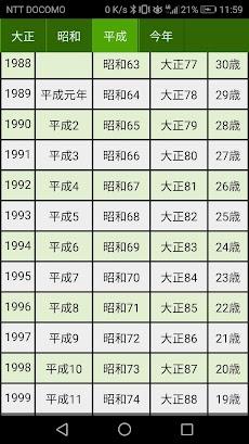 年 年 平成 何 27 西暦