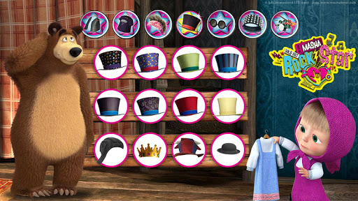 Masha and the Bear: Music Games for Kids 1.0.8 screenshots 23