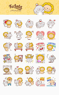 FaLala Stickers for WhatsApp