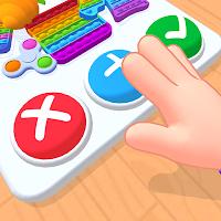 プッシュポップバブル交換ゲーム ポップイットトレード