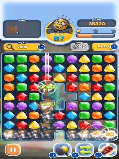 Jewelry King : ZOMBIE DUMB 1.2.3 screenshots 9