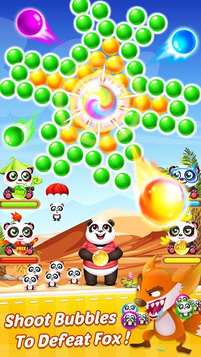 Bubble Shooter 2 Panda  screenshots 3