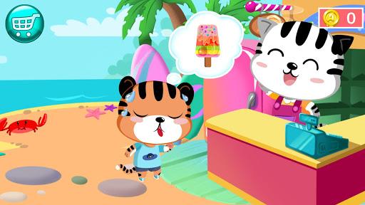 Baby Ice Cream Shop - Make Your Favorite Dessert APK MOD Download 1