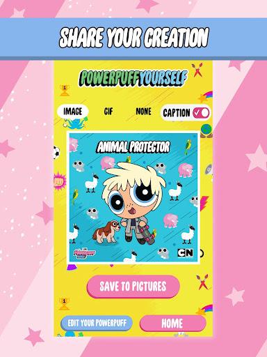 Powerpuff Yourself - Powerpuff Girls Avatar Maker 3.8.0 Screenshots 14