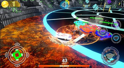 Code Triche Spinner Chaos Battle mod apk screenshots 4