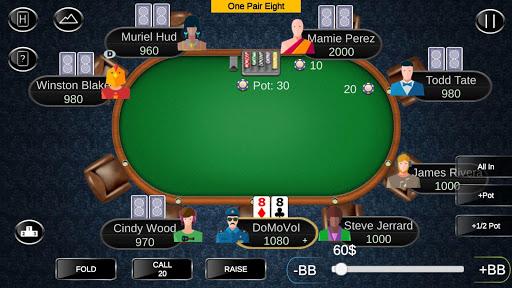 Offline Poker - Tournaments screenshots 9