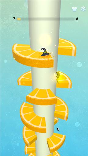 Jump and Fall Ball 3D android2mod screenshots 9