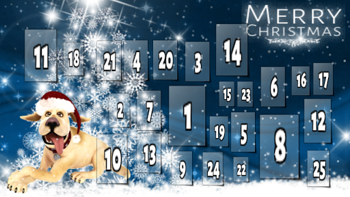 Dog Advent Calendar for Xmas screenshots 1