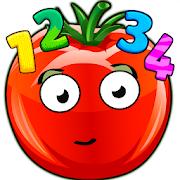 Funny Veggies! Kids games girls, boys, babies free