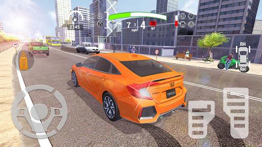 City Car Simulator 2020: Civic Driving  Screenshots 6