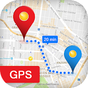 GPS Location Map Finder & Area Calculator App