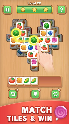 Tile Clash-Block Puzzle Jewel Matching Game  screenshots 1