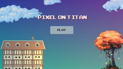 Pixel on Titan : AoT  screenshots 1