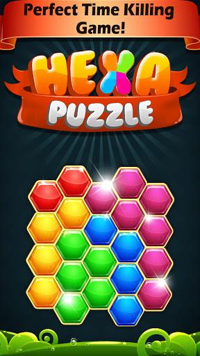 Block Hexa Puzzle 2021 screenshots 1