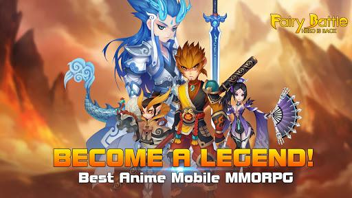 Fairy Battle:Hero is back 1.2.2 screenshots 1