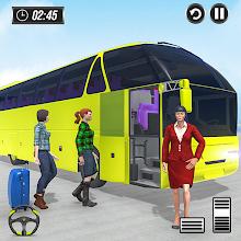 New Public Transport Bus: Driving Simulator Games APK