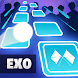 EXO Tiles Hop - EDM Music Game 2021 - Androidアプリ