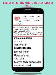 Fonts - Stylish Text & Cool Fonts 1.2.2 Screenshots 8