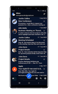 Bird Mail Pro -Email App Screenshot