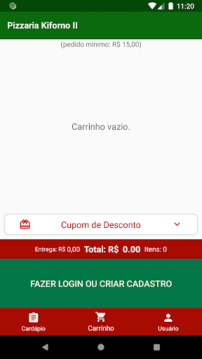 Pizzaria Ki Forno II 1.0.3 screenshots 2