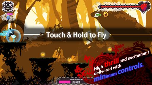 Jumpy Witch  screenshots 1