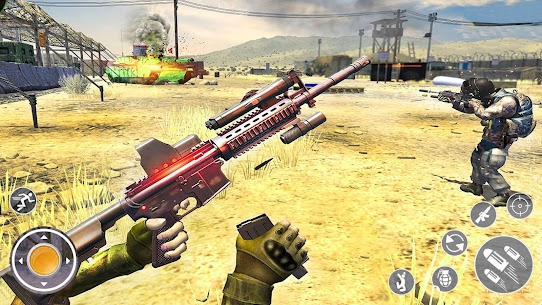 Gun Strike 3d Shooter: Special Commando Shooting Hack Cheats (iOS & Android) 3
