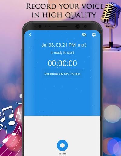 Voice Changer - Audio Effects 1.7.4 Screenshots 16