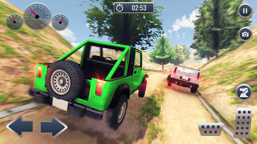 Offroad 4x4 Stunt Extreme Racing 3.4 Screenshots 1