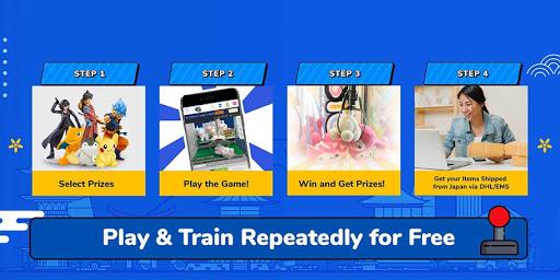Japan Claw Machineuff08JCMuff09- Real Crane Game  screenshots 3
