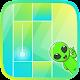 Green Alien Piano Tiles Game para PC Windows