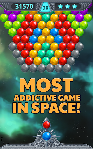 Bubble Shooter Space 2.6 Screenshots 15