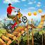 Moto Tricky Trail Stunt FREE : Mega Ramp Racing 3d icon