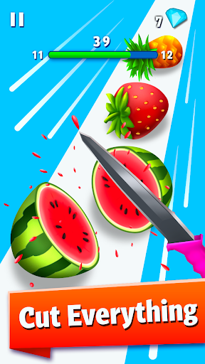 Juicy Fruit Slicer – Make The Perfect Cut screenshots 1
