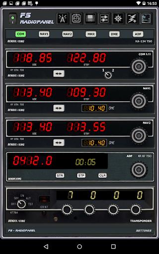 FsRadioPanel  screenshots 1