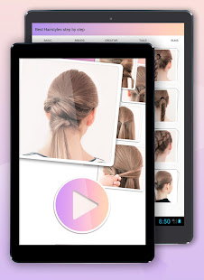 Hairstyles step by step 1.24.1.0 Screenshots 9