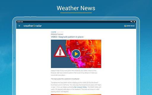 Weather & Radar - Storm radar apktram screenshots 18