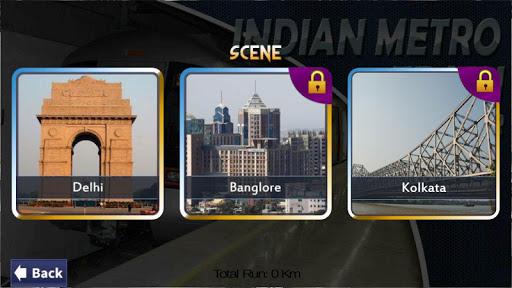 Indian metro train simulator  screenshots 10