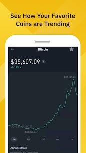 Binance: Bitcoin Marketplace & Crypto Wallet 3